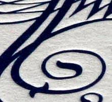 Filigree Monogram